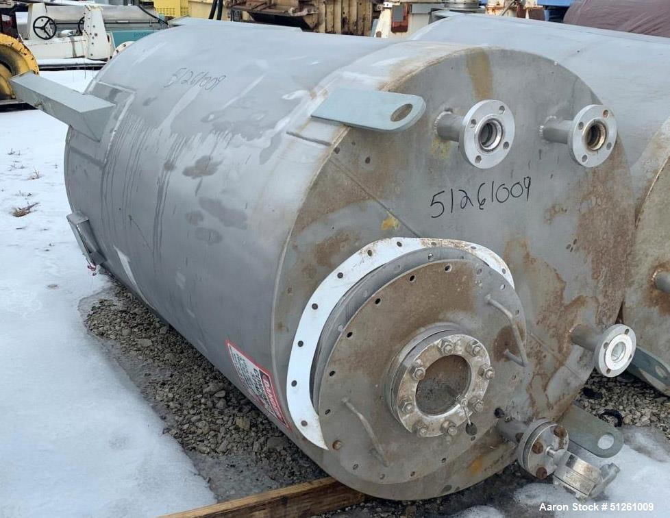 Used- Quality Containment Co. Tank