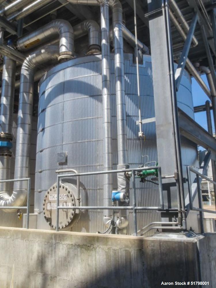 Used- Gilbert Storage Tank, 12,000 Gallon