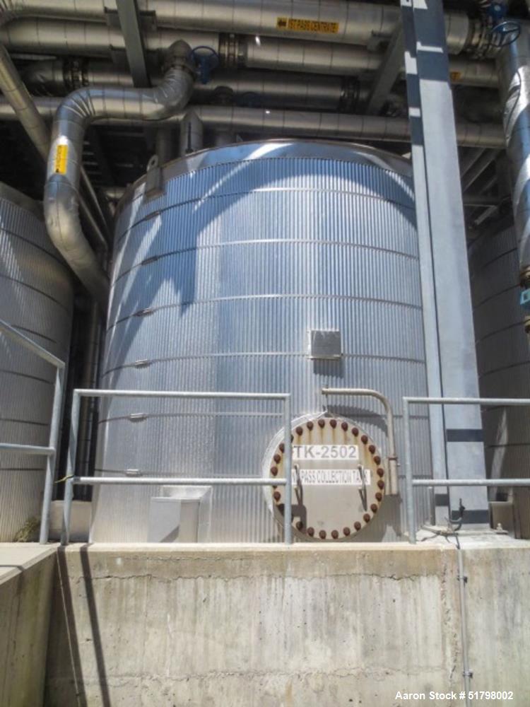 Used- Gilbert Industries Storage Tank, 11,000 Gallon