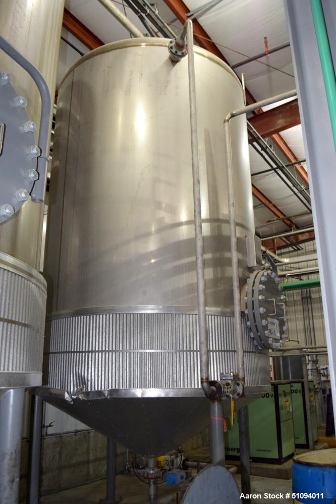 Used- A&B Process Tank, Approximate 5000 Gallon