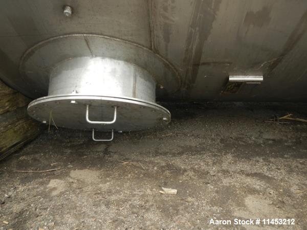 Used- 12,000 Gallon ADM Storage Tank