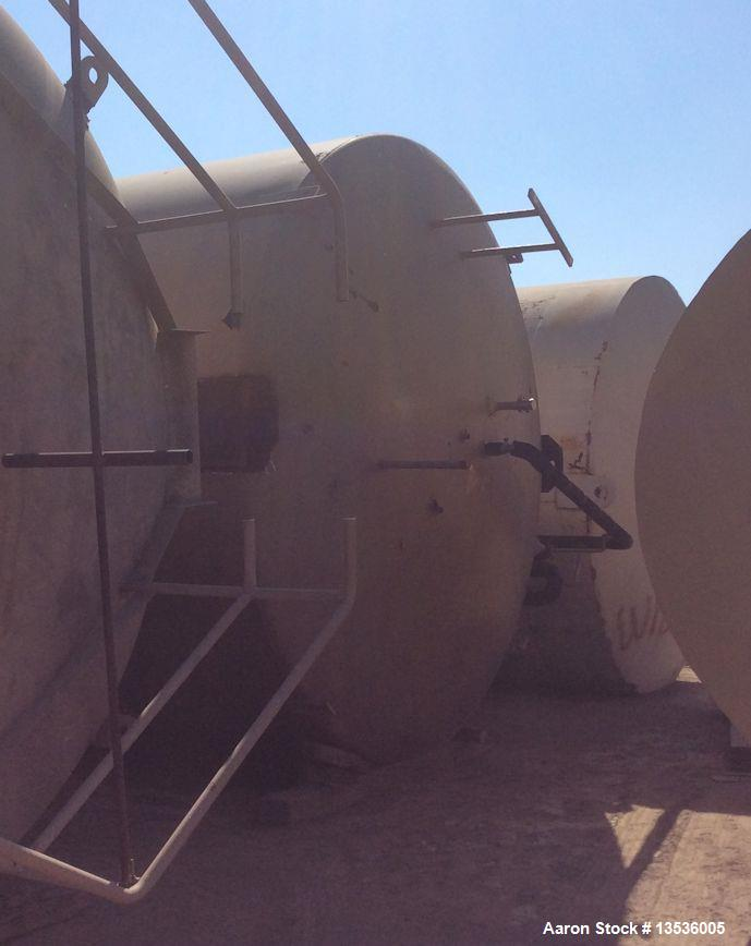 Used- Dairy Craft, 40,000 Gallon Insulated Silo Tank