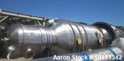 Unused - Praj Industries 9535 Gallon Vertical 316 Stainless Steel Pressure Vesse