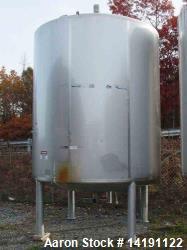 Used-SFI 6,000 Gallon Stainless Steel Tank