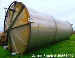 Used- 25,000 Gallon Tank, 316 stainless steel