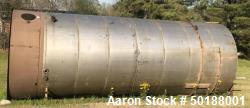 Used- Tank, 24,000 Gallon, Stainless Steel