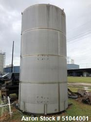 Used- Vertical Storage Tank, Approximately 6,000 Gallons