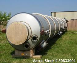 Unused- Apache Stainless Fermentation Pre-Condenser. 8140 Gallon Capacity
