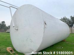 Used- 20,000 Gallon C.E. Howard Jacketed Silo