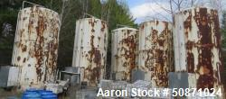 Used- Crepaco 10,000 Gallon Storage Tank