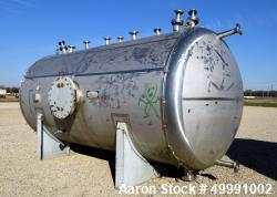 Used- Stainless Fabrication Inc. 5,000 Gallon Tank