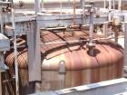 Used- Capital City Iron Works, Approximately 16,000 Gallon, 304 Stainless Steel Pressure Tank. 12 diameter x 19-3