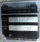 Used- Feldmeier 27,000 Gallon Insulated Silo