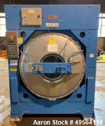 Used- Milnor Industrial Washing Machine, Model 42026QHP.