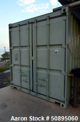 Used- 20' Overseas Container.