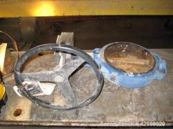 "Unused- FNW 8"" Diameter Butterfly Valve, Model 731EG"