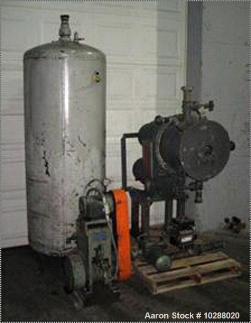 Used- Stainless Steel Cornell Versator Model D16