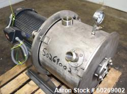Used- Cornell Versator, Model D-16, Stainless Steel.
