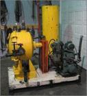 Used-Cornell Versator Model D26 System.Stainless steel contact parts; 25 hp XP motor, belt driven, 230/460 voltage.Complete ...