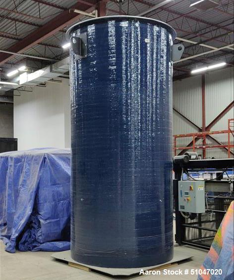 Unused- Enereau Systems Membrane BioReactor Water Treatment System.
