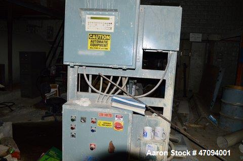 Used- Jadair Settler /Clarifier, Model CT-171. Carbon steel construction with an AT-022 Polymer preparation and storage syst...