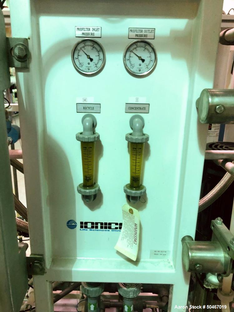 Used- Ionics Life Sciences RO system
