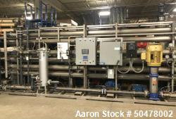 Used- Mobile Water Systems Plant