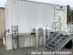 Used- Aqwise Mobile Wastewater Treatment Plant
