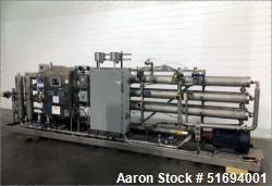 Used-Reverse Osmonics GE Osmonics 159 GPM RO System