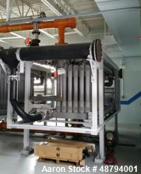 Used- US Filter Siemens Evoqua WT M10C 90-Block Membrane Plant.