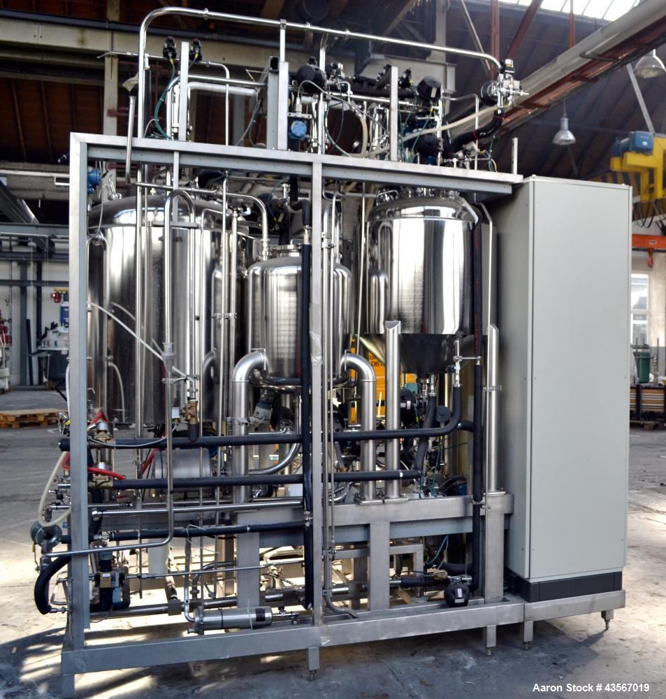 Used- Millipore Ultra Filtration System, Type MSP 006145
