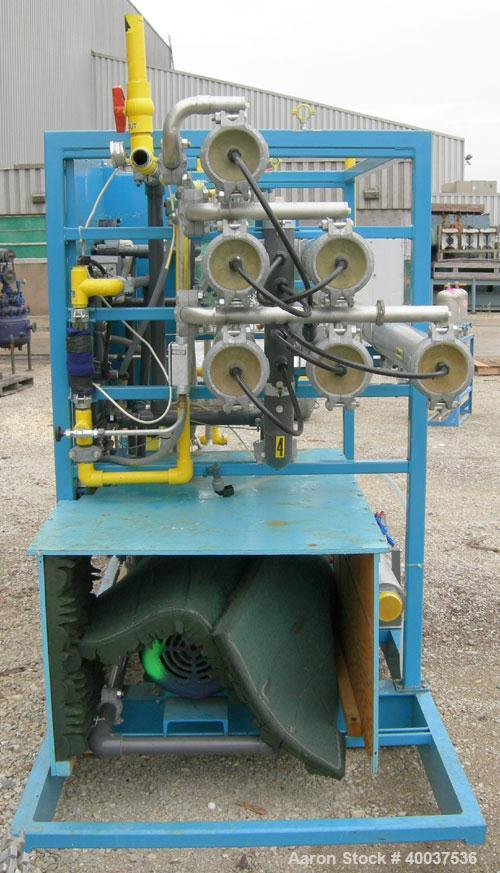 Used: Osmonic Inc reverse osmosis system consisting of: (1) Osmonics reverse osmosis 6 effect system, Model 43B-HR(PA)36KY/D...