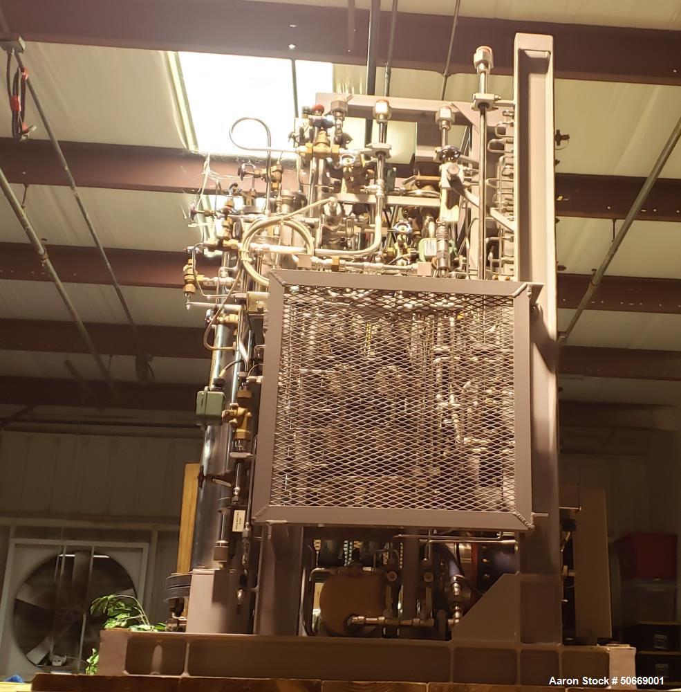 Unused- Parker / VillageReverse Osmosis Demineralization System