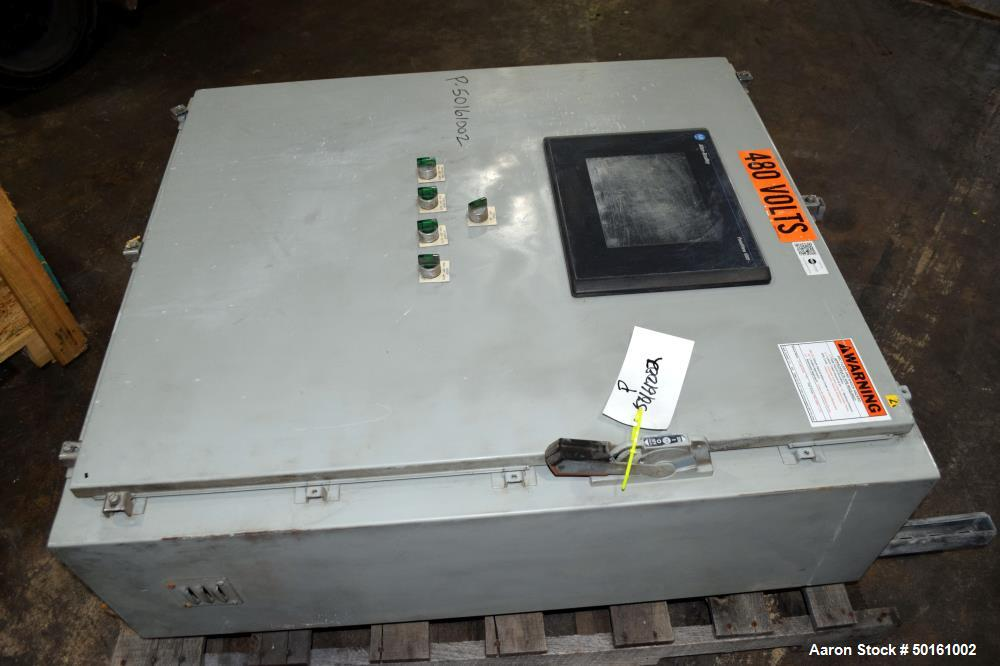 Used- Stewart Water Solutions Entrapped Air Flotation Wastewater Treatment Syste