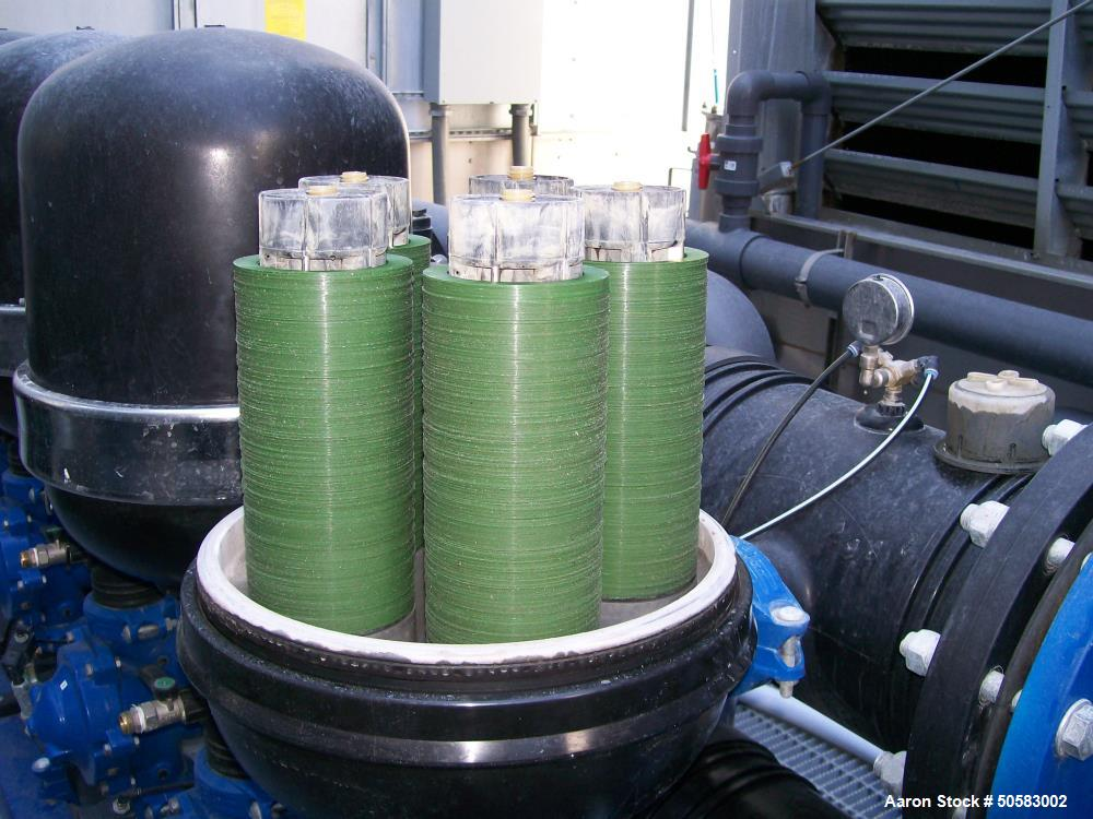 Used- Arkal Industrial Filtration HVAC Side Stream Filter System