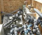 Used- DI Regeneration System consisting of: (1) Culligan Vinylester H-FLO 42 carbon filter tank, approximately 150 gallon, r...