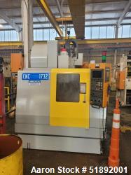 Used-Hwacheon Sirius 2 Vertical CNC Milling Center
